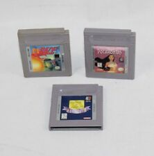 Pocahontas, Game & Watch Gallery & F-1 Race (Nintendo Game Boy) - 3 Game Lot