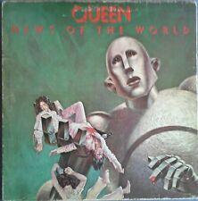 Queen / News Of The World UK 1977 1e press ema 784 very good+ lp vinyl