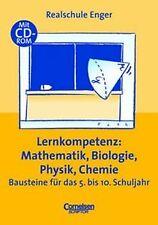 Praxisbuch: Lernkompetenz - Mathematik, Biologie, Physik... | Buch | Zustand gut
