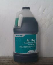 JET DRY DISHWASHER rinse additive and drying agent  BRAND NEW 1 gallon (SEALED)