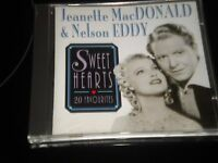Jeanette MacDonald & Nelson Eddy - Sweet Hearts - CD Album - 1995 - 22 Tracks