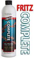 Fritz Aquatic Complete Aquarium Water Conditioner Additives16 oz 47515FM