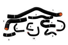 MISHIMOTO Radiator Hose Kit Black Silicone 88-91 Honda Civic/CRX D15/D16