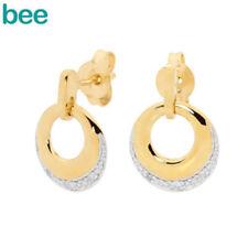 Diamond Gold Fine Earrings