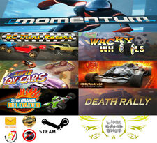StuntMANIA-Jet Racing-S.Toy Cars-Wacky Wheels-inMomentum-Death Rall PC STEAM KEY