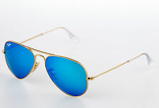 "RAY BAN RB 3025 112/17 Gr.55  AVIATOR ""LIMITED EDITION"" SONNENBRILLE NEU!"