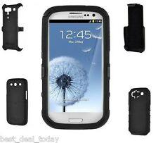 Seidio Convert Rugged Combo Holster&Case Clip For Samsung Galaxy S3 S 3 III OEM