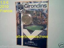 1,5 euro 2010 FRANCIA Bordeaux Girondins france frankreich 1 1/2 calcio football