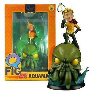 EXCLUSIVE AQUAMAN AND CTHULHU Q-FIG MAX FIGURINE-SDCC 2016