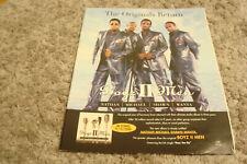 "BOYZ II MEN 2001 ad with Nathan, Michael, Shawn, Wanya ""The Originals Return"""