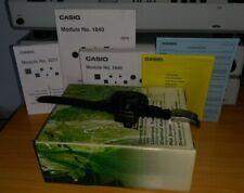 CASIO PROTREK PRO TREK PRT-1 CLASSIC MODULE NO. 1840 WATCH GPS VINTAGE BOXED