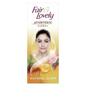 (PACK OF 2) Fair & Lovely Ayurvedic Care+ Face Cream, 50 g