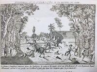 Massacre Juillet 1789 Régiment Royal Allemand  Lambesc Révolution Française