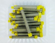 Titan 500 200 10 Or 0516736 Airless Spray Gun Filter 100 Mesh 25 Pack Yellow