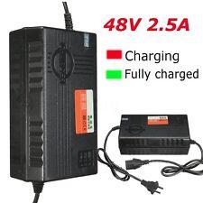 48V 2.5A Akkuladegerät Batterieladegerät Ladegerät Elektro Scooter E-Scooter