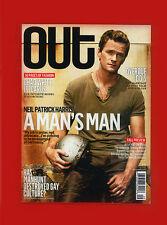 OUT MAGAZINE-NEIL PATRICK HARRIS-SEPTEMBER 2008-FALL FASHION