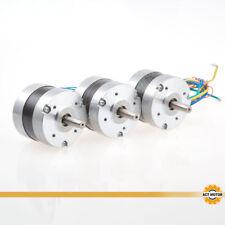 ACT MOTOR GmbH 3PCS Nema23 BLDC Motor 57BL01 Brushless 24V 15W 2500RPM Round