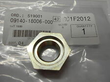 GENUINE SUZUKI DRZ400 SPROCKET NUT LOCKING WASHER SPROCKET DRZ400SM DRZ 400 LOCK