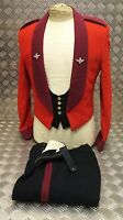 Genuine Vintage British Army Issued Parachute Regt 3PC (PARA) Mess Dress Suit