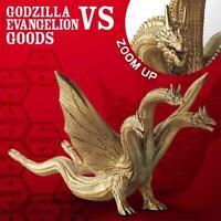 King Gidora GODZILLA vs Evangelion figure Universal Studios japan 2019 limited