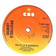 "Gilbert O'Sullivan - Hello, It's Goodbye - 7"" Record Single"