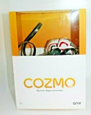 COZMO By Anki Robot Cosmo - Red and White - Complete with Box, Cubes, Charger