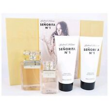 Senorita No 1 Perfume by Gabriel Milano, 4 Piece Gift Set for Women NEW