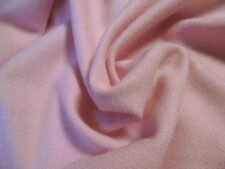 BACK IN STOCK!  WOOL FLANNEL~LT. WEIGHT~BABY PINK~DOLL FABRIC ~12