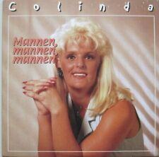 COLINDA - MANNEN, MANNEN, MANNEN - CD-SINGLE - cardboard