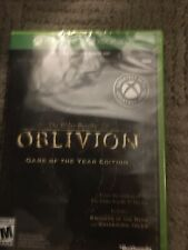 Elder Scrolls IV: Oblivion -- Game of the Year Edition ( Xbox 360,