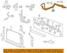 GM OEM-A/C AC Hose Line Pipe 15139614