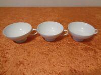 Rosenthal Design Porcelain - 3 x Coffee Cup/Cup - Vintage