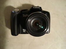 Nice Canon PowerShot SX10 IS Digital Camera 20x Zoom
