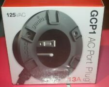 """New! Noco Gcp1 13 Amp 125V Ac Port Plug with 16"""" Integrated Extension Cord"""