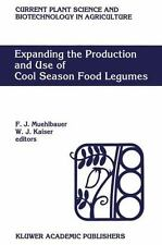 Expanding the Production and Use of Cool Season Food Legumes (Current Plant