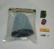 07 - 16 Yamaha YFZ450 / R / F Tune Up Kit Spark Plugs Oil Filter Air Filter L@@K