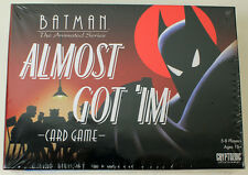 Batman the Animated Series Almost Got `Im Card Game