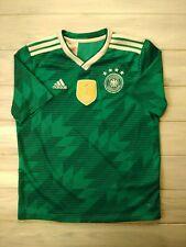 Germany kids jersey 11-12 years 2019 away shirt Br3146 soccer football Adidas
