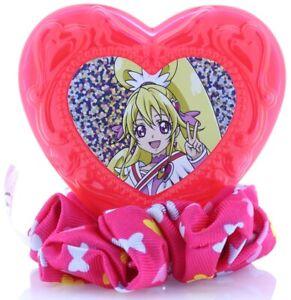 Glitter Force Pretty Cure Jewelry Box JAPAN McDonald's Happy Set Toy Cure Heart