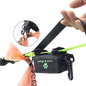 Poop Bag Dispenser Pet Dog Poo Bag Holder Waste Poop Pick Up Bag Holder