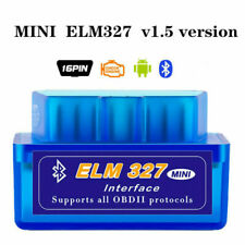 ELM327 V1.5 Bluetooth OBDII Car Diagnostic Tool OBD2 Interface Scanner Tool