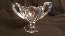EAPG Open Trophy Cup Sugar Bowl with Double Handle.