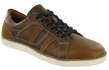 Red Tape Casual Leather Shoes Lightweight Mens Padded Cumber Lace Ups UK 6 - 11