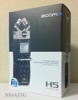 NEW Zoom H5 Portable Handheld Field Recorder from JAPAN