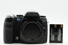 Konica Minolta Maxxum 5D 6.1MP Digital SLR Camera Body #067