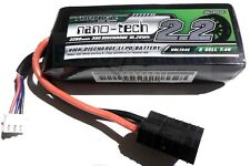 Turnigy 2200mAh 2s 7.4v 30c 60c LiPo Traxxas 1/16 Mini E-Revo Summit Slash Rally