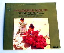 GL 11329 - Lalo - Symphonie Espagnole  PERLMAN / PREVIN LSO - NM LP UK 1978