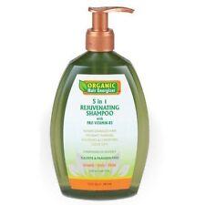 Organic Hair Energizer 5 in 1 Rejuvenating Shampoo 385ml/13oz