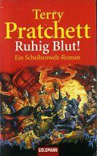 Pratchett, Terry: Ruhig Blut!, Goldmann 44233 Scheibenwelt