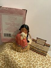 Enesco She Who Cares A Lot 1994 Friends Of The Feather 115630 Figure w/ Box Bd1